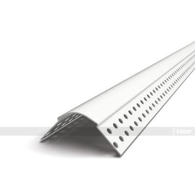 Intex 90° with 19mm Radius PVC External Corner Bullnose x 3000mm