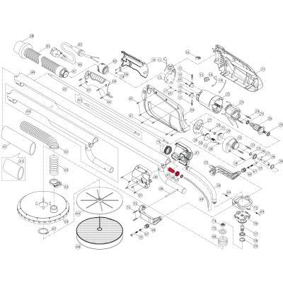 Intex Giraffe Repair Kit – Drive Spindle Set (3 Piece) – Suit AG700_AG799