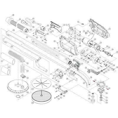 Intex Giraffe Repair Kit – Head Pivot Screw Set (2 Pack) – Suit AG700_AG799