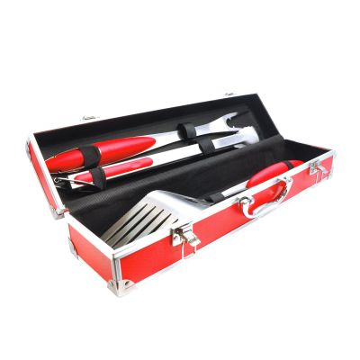 Stainless Steel BBQ Tool Kit