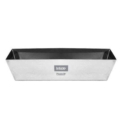 Intex PlasterX® Stainless Steel Mud Pan