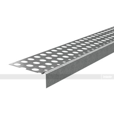 Intex Metal Perforated Arch Bead x 3000mm