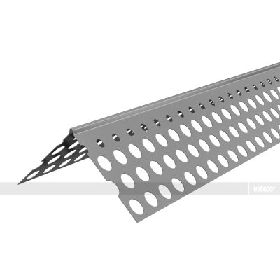 90° Metal Perforated External Angle x 2400mm